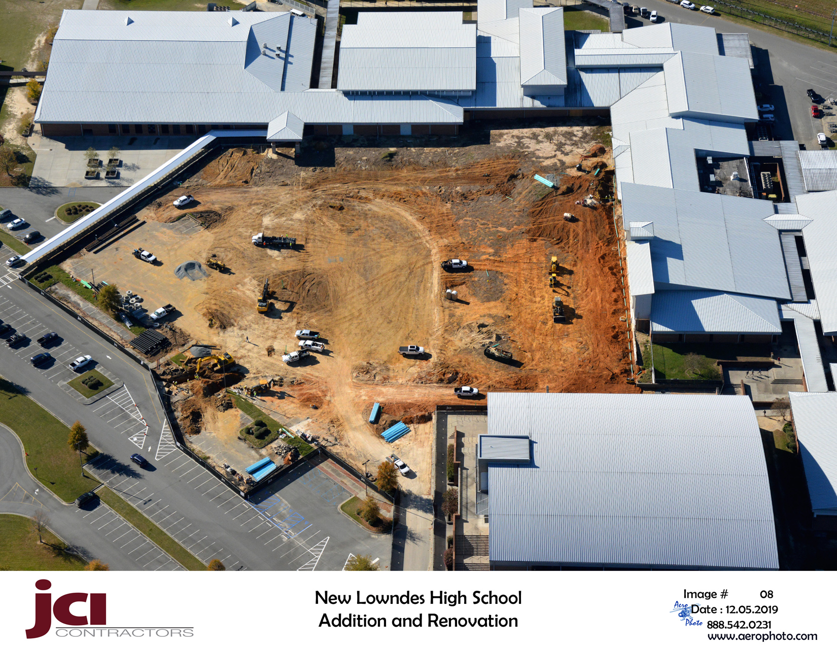 New Lowndes High School 1912050008
